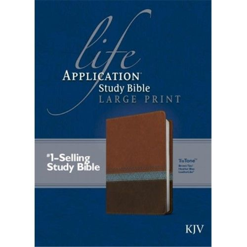 Tyndale House Publishers 491978 KJV Life Application Study