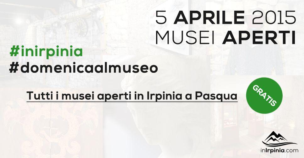 Pasqua al Museo, in Irpinia, gratis!