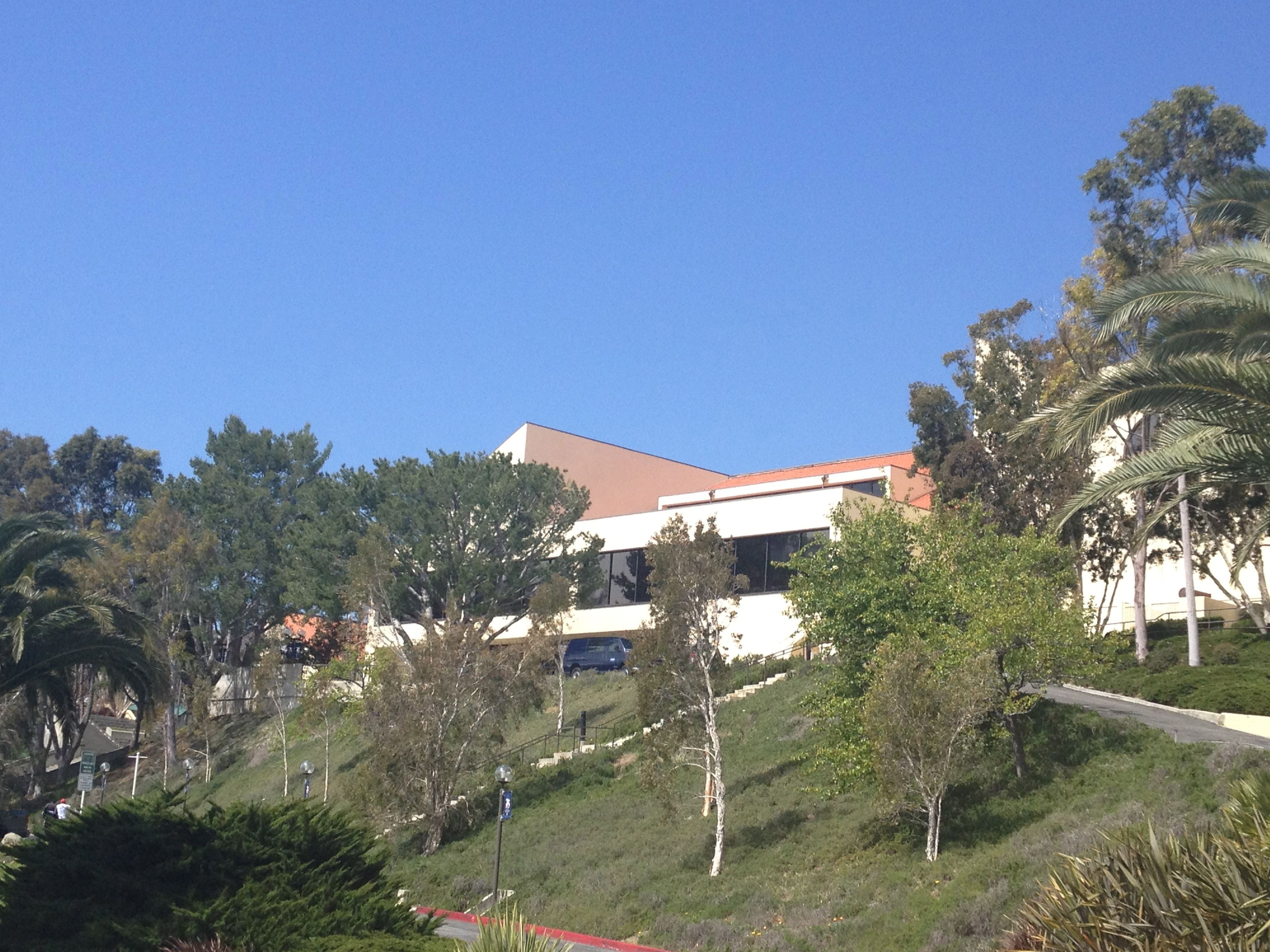 Pepperdine University Featured In Zoey 101 As Pca