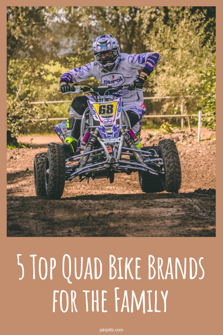 5 Top Quad Bike Brands For The Family Quad Bike Quad Bike Brands