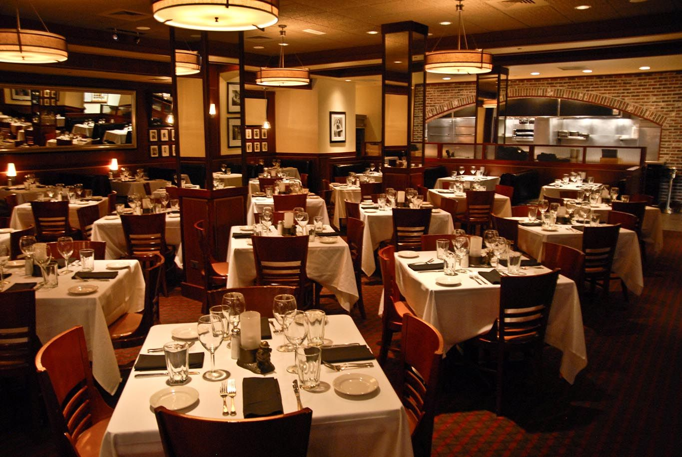 Sullivan S Steakhouse In Baltimore Inner Harbor