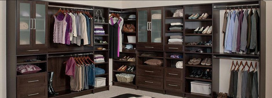 Gentil Closets WoodTrac By Sauder