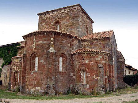Palencia Románico Castilla España Arquitectura Santa María De Mave Arquitectura Histórica Arquitectura Romana Paisajes De España
