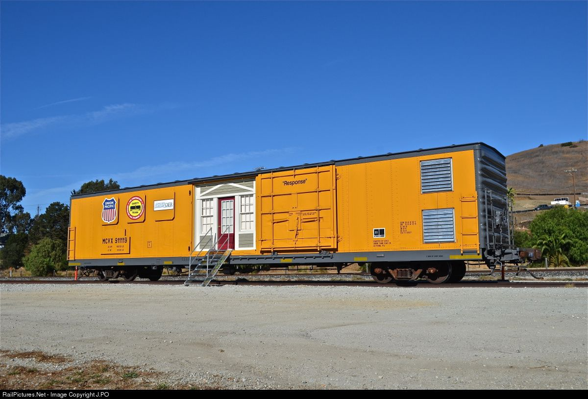 Union Pacific brought this interesting piece of equipment