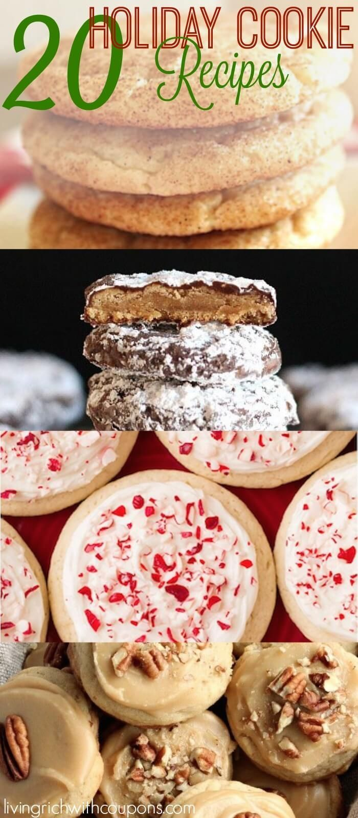 15 Christmas Cookie Exchange Recipes to Make With Your