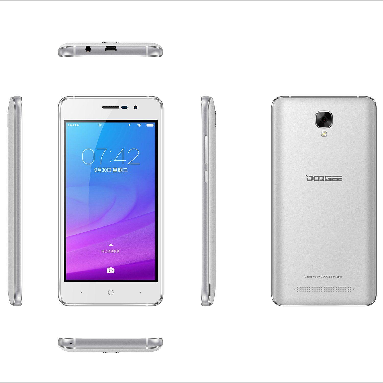 Smarthphone Doogee X10 Telefono Movil Libre Y Sin Bloqueo De Sim
