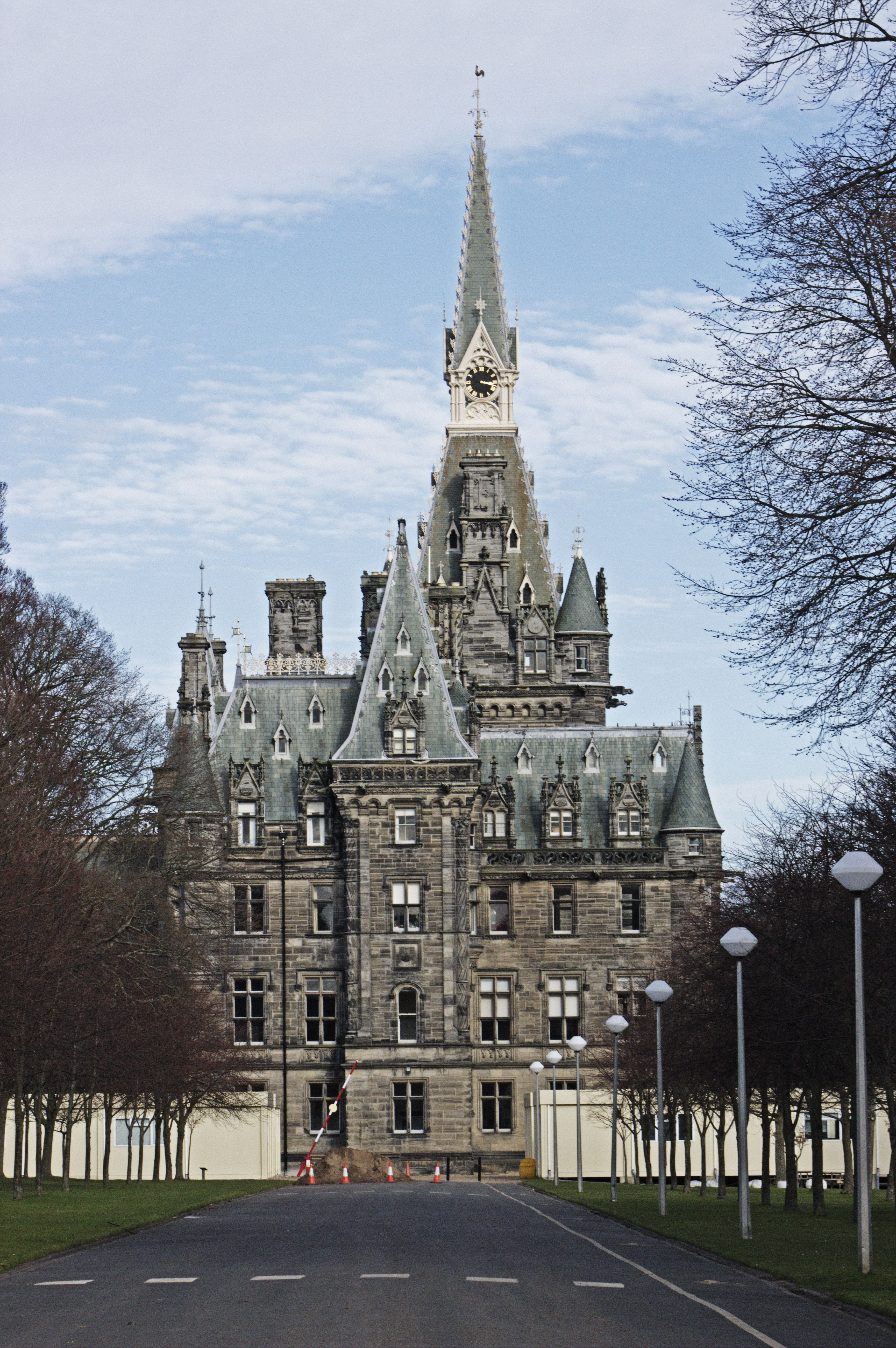Fettes College Edinburgh With Images Scottish Castles