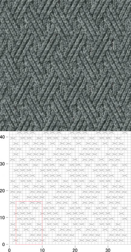 Схемы и узоры   Pinterest   Patrones de tejido, Tejido y Dos agujas