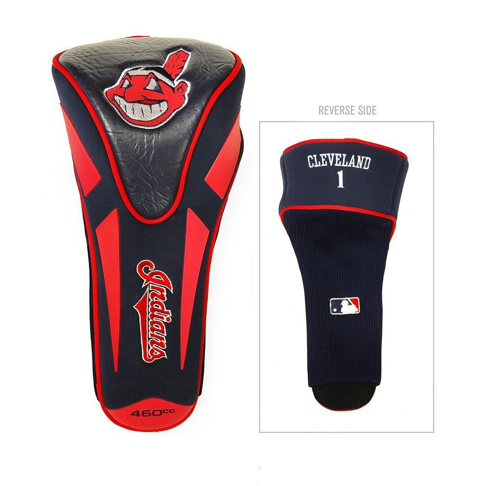 buy online b0929 e2a9b Cleveland Indians MLB Single Apex Jumbo Headcover | Products ...