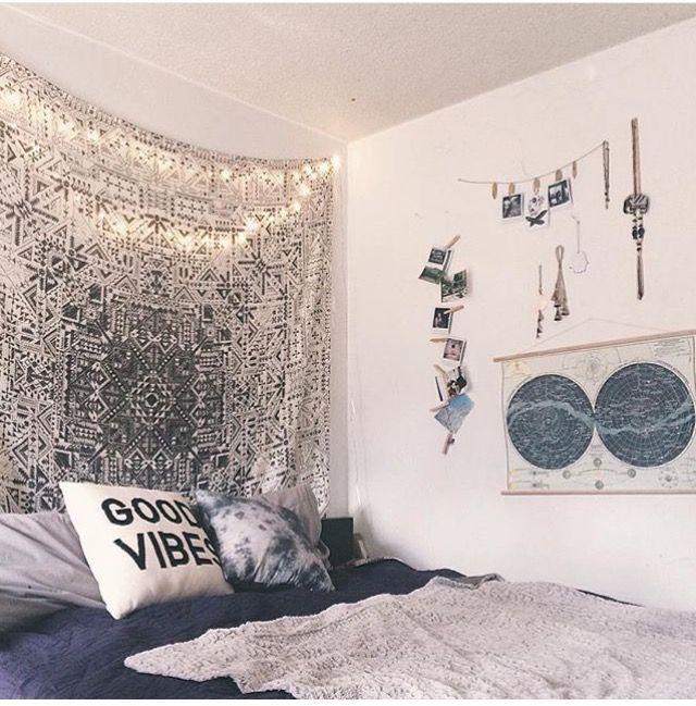 Pin de idk en rooms pinterest dormitorio ideas para for Habitaciones tumblr ideas
