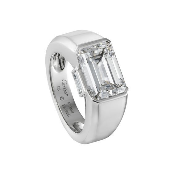 Cartier Mens Engagement Rings Lifestyle Pinterest Cartier