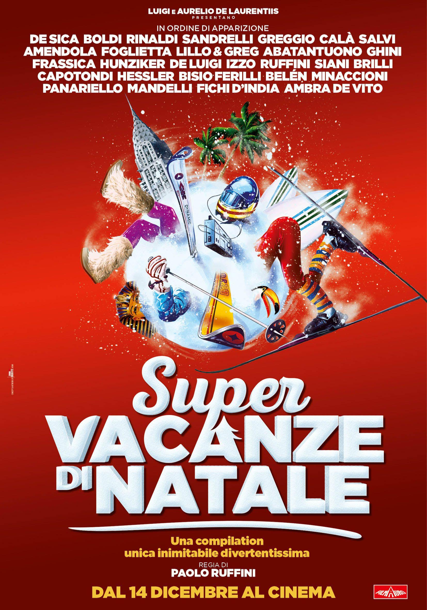 Super Vacanze Di Natale Streaming Film Altadefinizione Ita