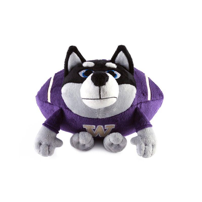 Football-Shared Husky Mascot