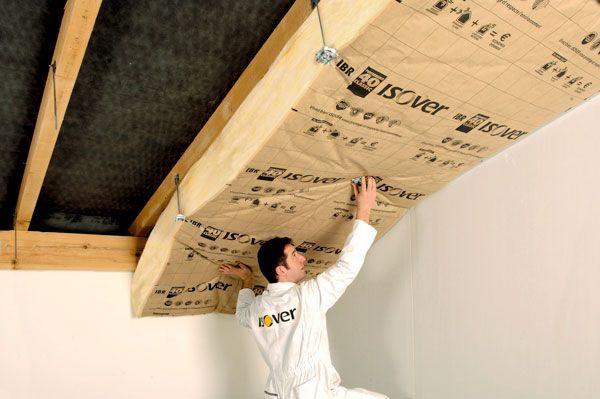 pose laine de verre combles 600 399 construction. Black Bedroom Furniture Sets. Home Design Ideas