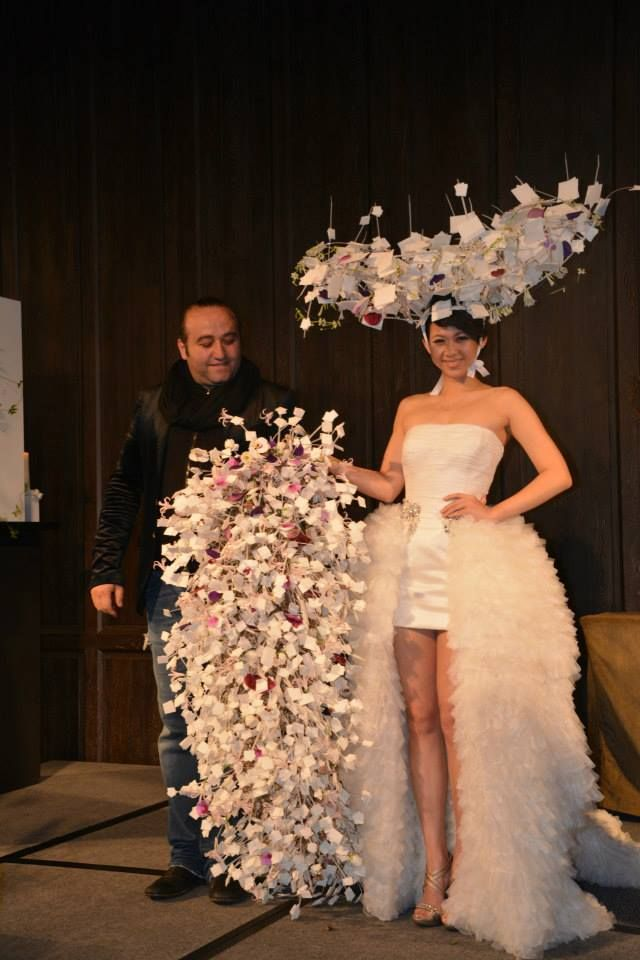 Fabulous  Floral designer Araik Galstyan Moscow Araik Galstyan Moscow International