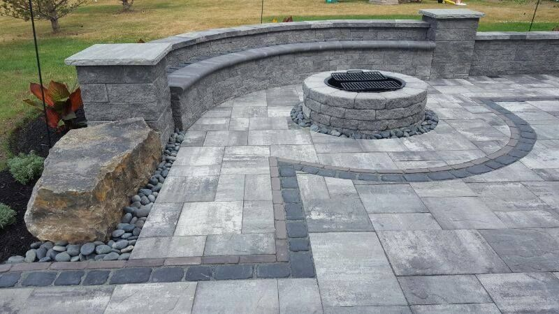 With Cambridge Pavingstones your home can be the go-to-house for