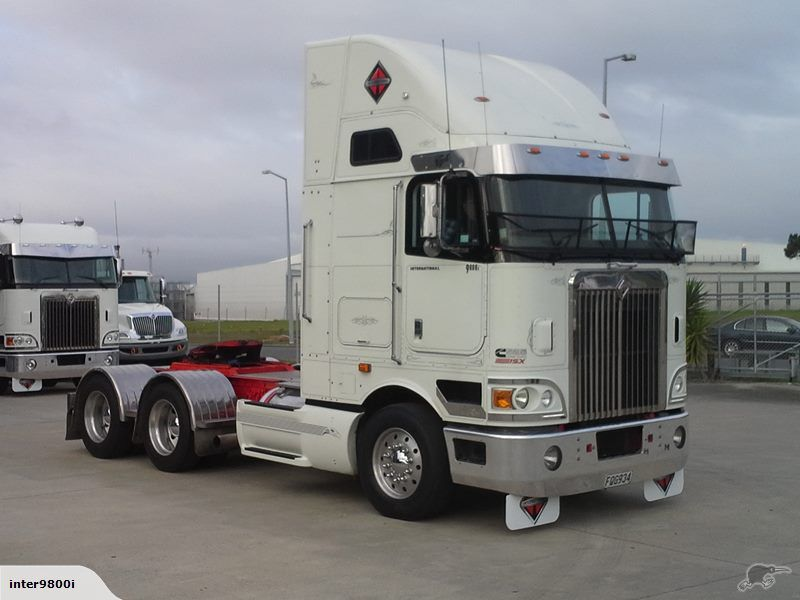 International 9800i 90 Trade Me Big rig trucks