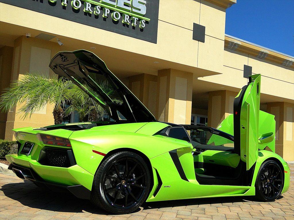 2014 Lamborghini Aventador Lp 700 4 Roadster Photo 18 Naples Fl