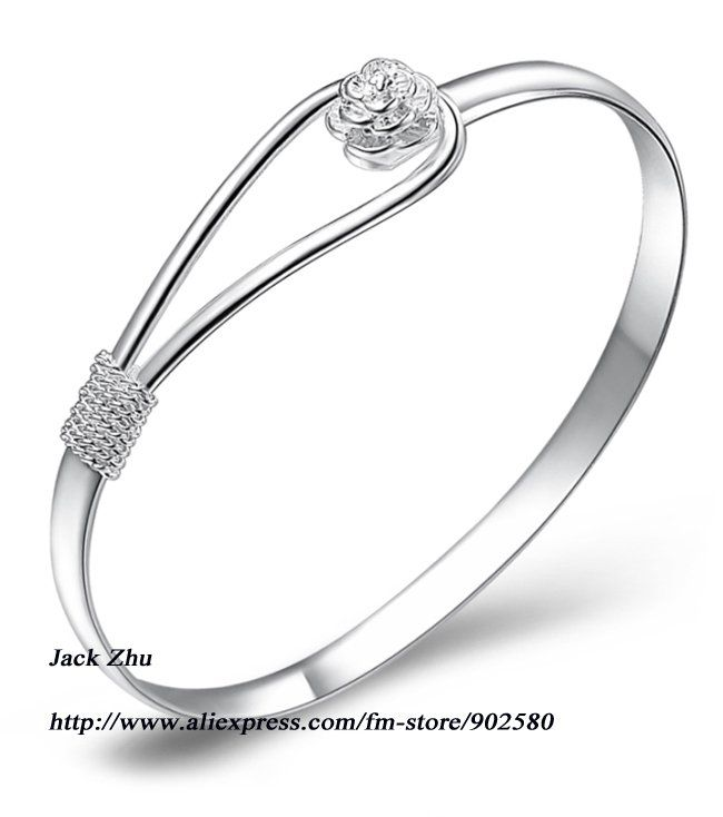 Silver Bracelets Womens Images Google Search