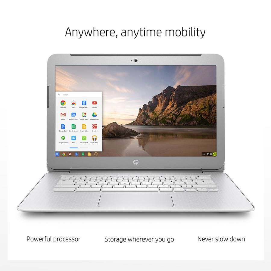 HP Chromebook 14ak050nr 14Inch Laptop (Intel