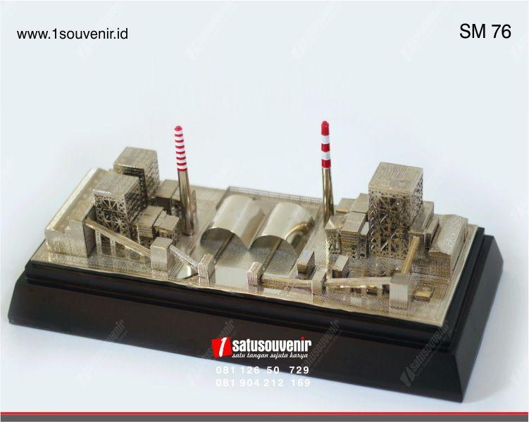 Souvenir Miniatur Pabrik Tambang Check more at https ...