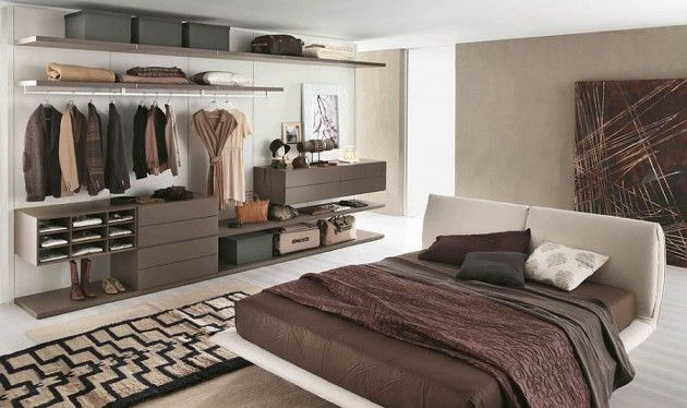 Etonnant 17 Beautiful Open Closet Designs For Sophisticated Home