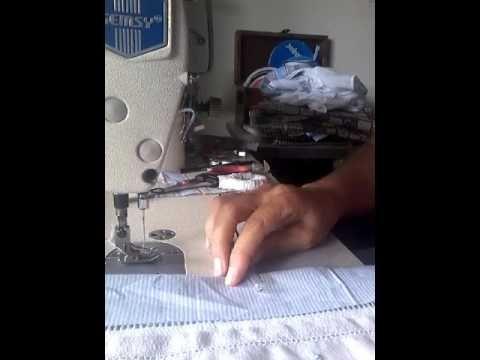 Costurando Fraldas - YouTube