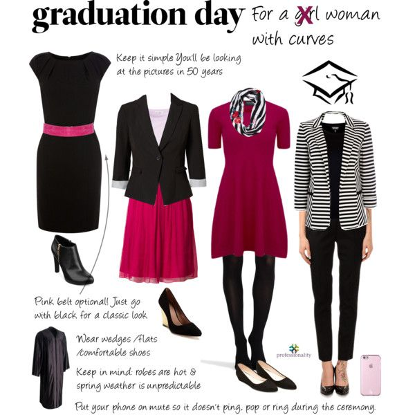 Graduation Day For A Woman With Curves Graduation Outfit Winter Graduation Outfit Graduation Look