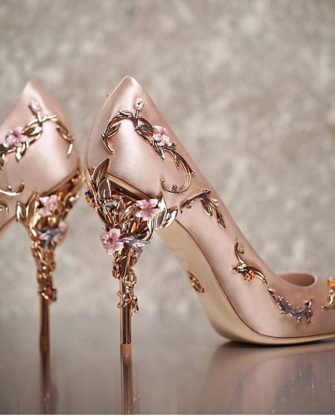 Ralph Russo | High heels and more! | Pinterest | Schuhe