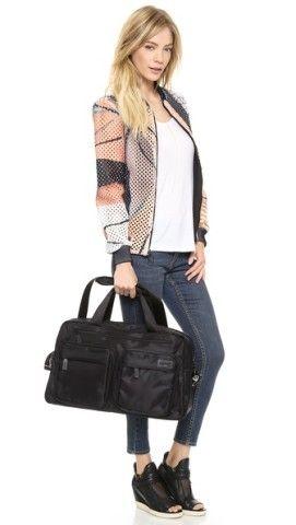 Bop Lipault Paris Weekender Bag Bags Trips Weekend