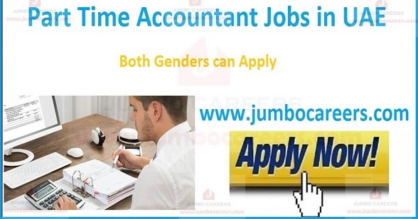 Latest Part Time Jobs In Uae Assistant Accountant Jobs In Uae
