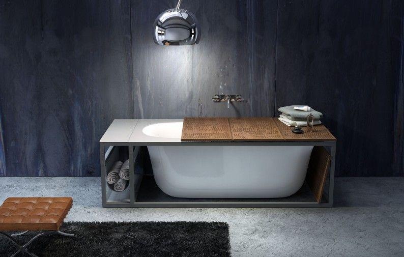 Vasca Da Bagno Dipingere : Naked bath from glass idromassaggio water art shower&wellness