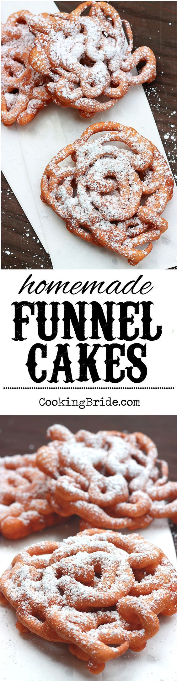 Funnel Cake Recipe Easy Without Milk