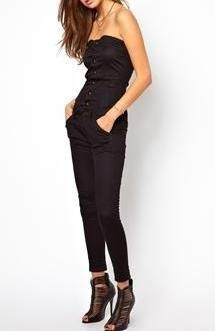 Get this G star's long jumpsuit now! Click for more details