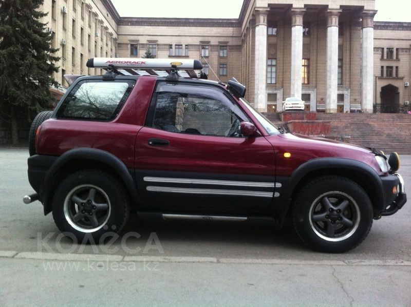 Great Looking 1995 Toyota Rav4 With All The Bells And Whistles Rav4 Offroad Toyota Rav4 Offroad Rav4