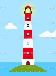 Cartoon Lighthouse Google Search Nursery Kc Hallway
