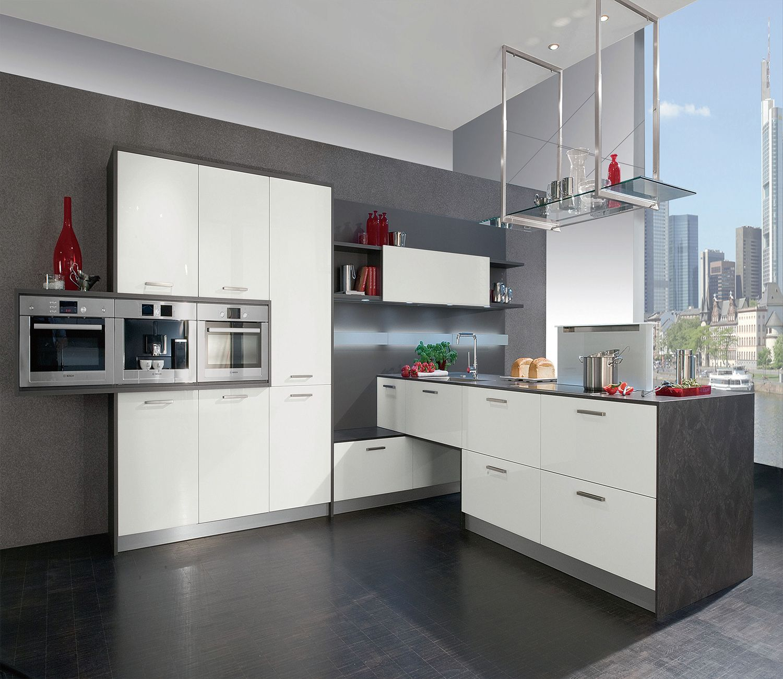 Best White Kitchen Design Ideas Posh Design The White And Grey 400 x 300