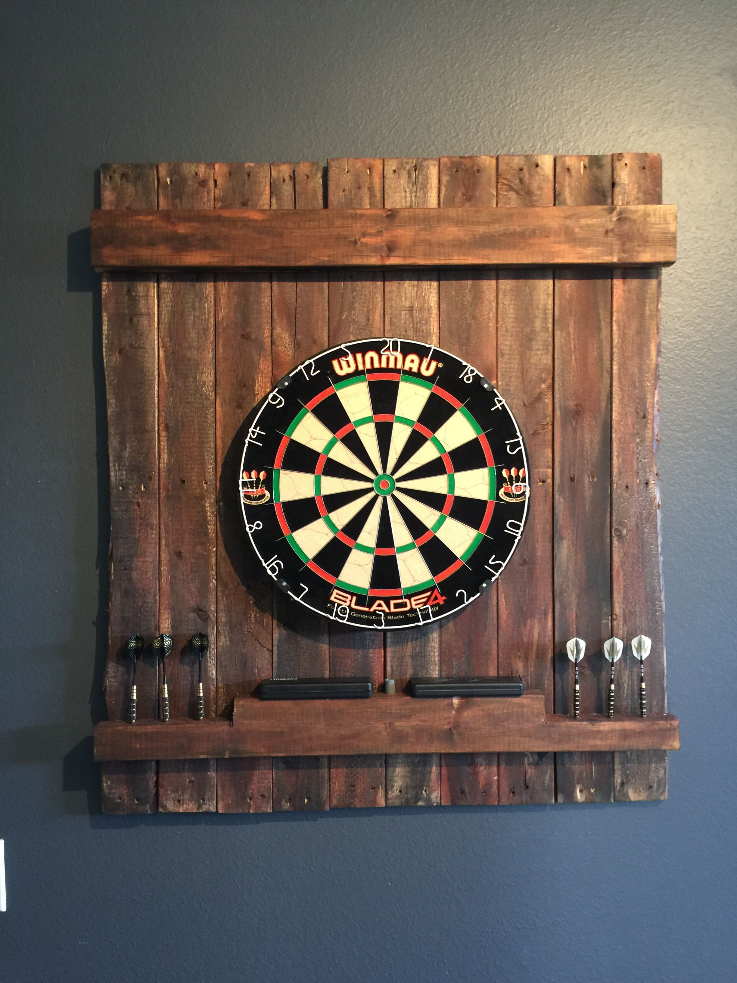 Diy dartboard surround for Diy dartboard lighting