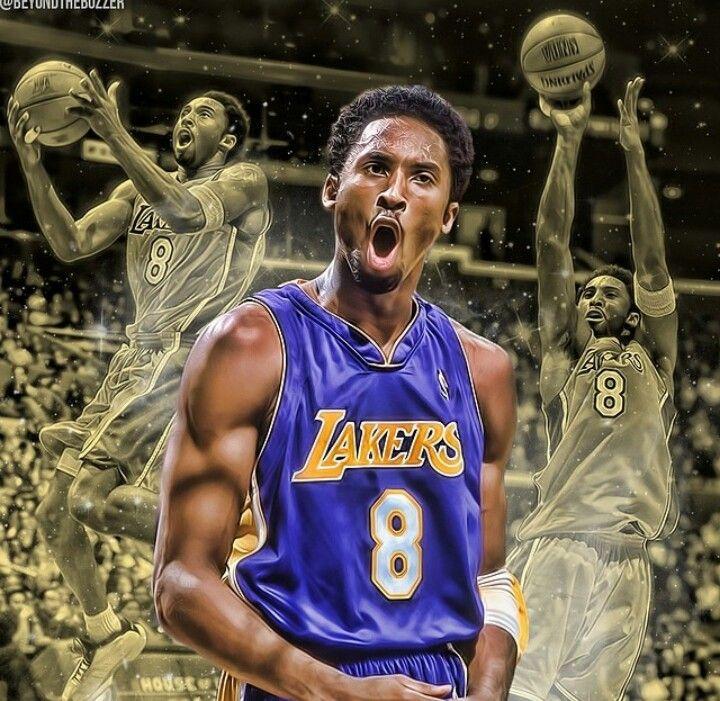 Kobe Bryant 8   Kobe bryant 8, Kobe
