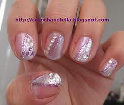 Rosy Future OPI - found this on Google - love the silver with it!! xx
