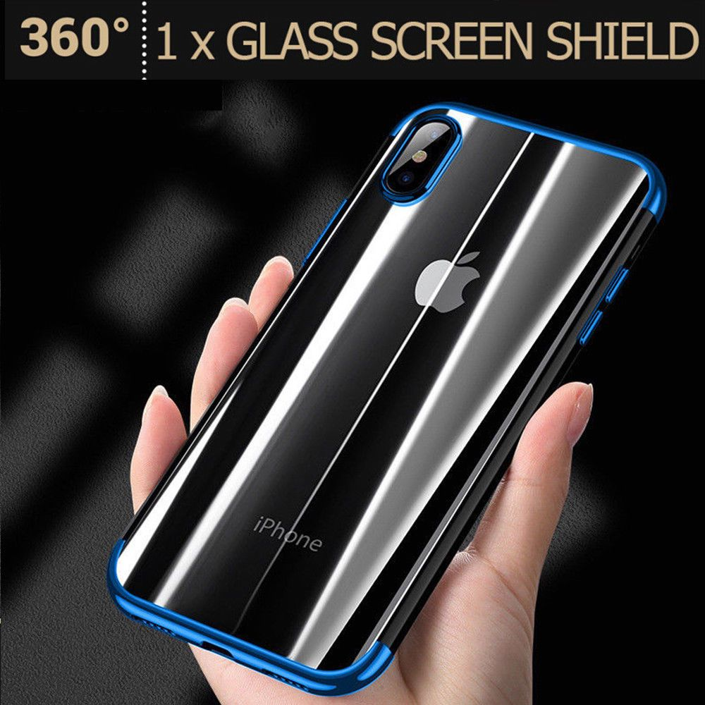 miglior sito web de18d 7b7f9 Details about For iPhone X 6s 7 iPhone8 Plus Luxury ...