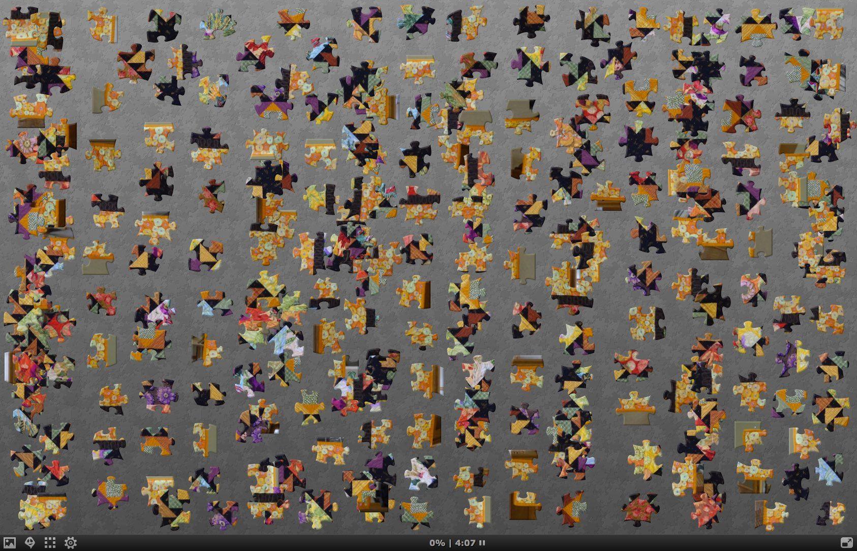 "TQS Puzzle ""Ephemeral Elegance"" by Debbie Grifka French"
