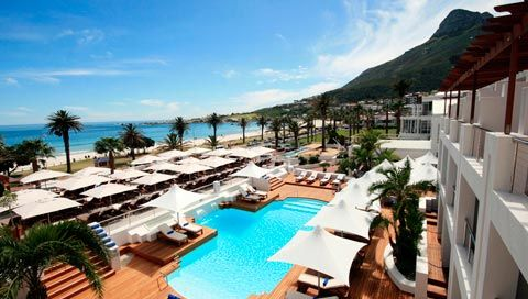 The Day Would End With A Good Night S Sleep At Luxurious Beach Lodging Bay Hotel In Camps Cape Town This Is Best And