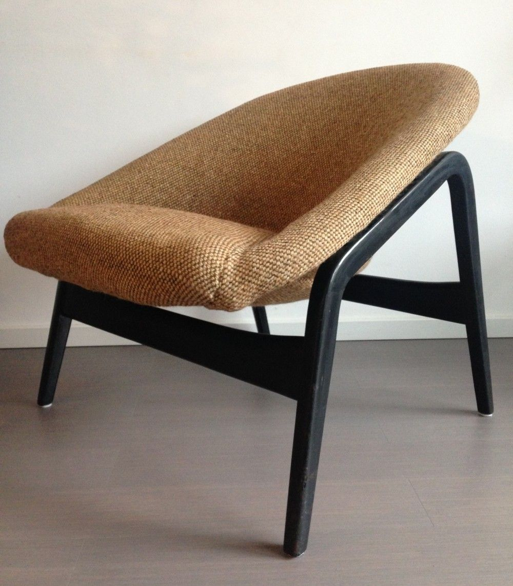 Columbus Lounge Chair From The Fifties By Hartmut Lohmeyer For Artifort Chair Lounge Chair Lounge