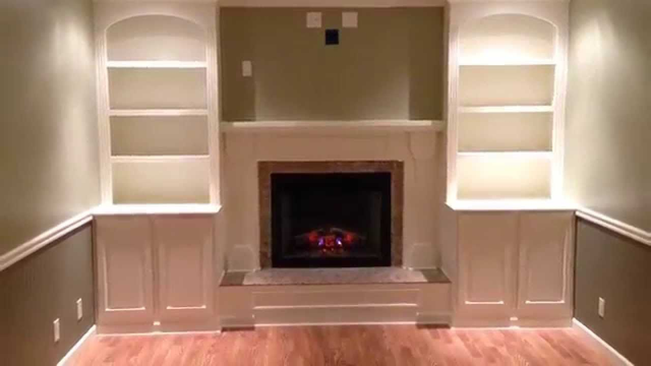 Fireplace Remodel Youtube Fireplace Remodel Fireplace Custom