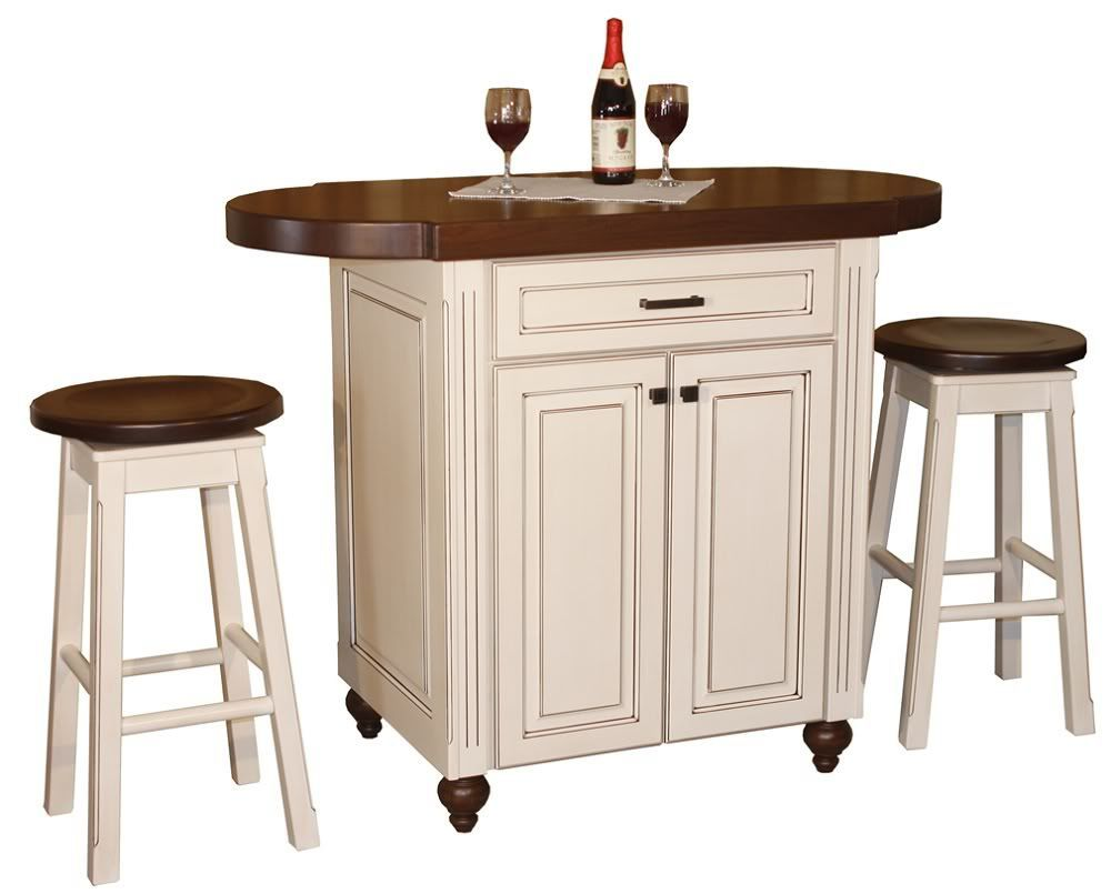 Pub Table Chairs Set Island Bar Height High Stools Kitchen Nook 3 ...