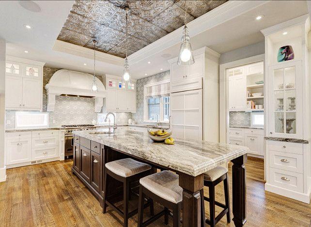 Custom Kitchen Design Ideas Check more at https://rapflava.com/12473 ...