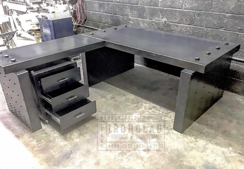 DALTON steel top