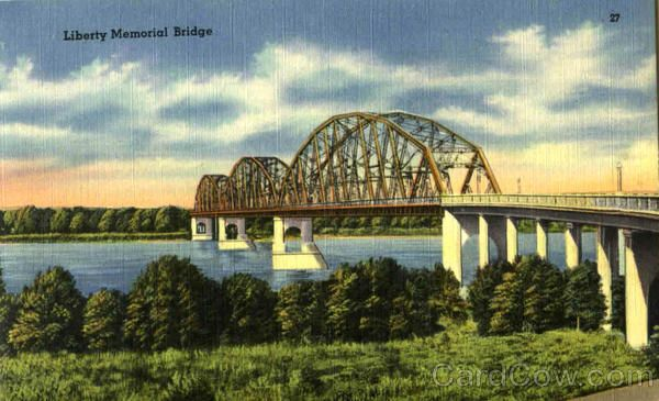 Liberty Memorial Bridge Mandan Nd Mandan North Dakota America Travel North Dakota