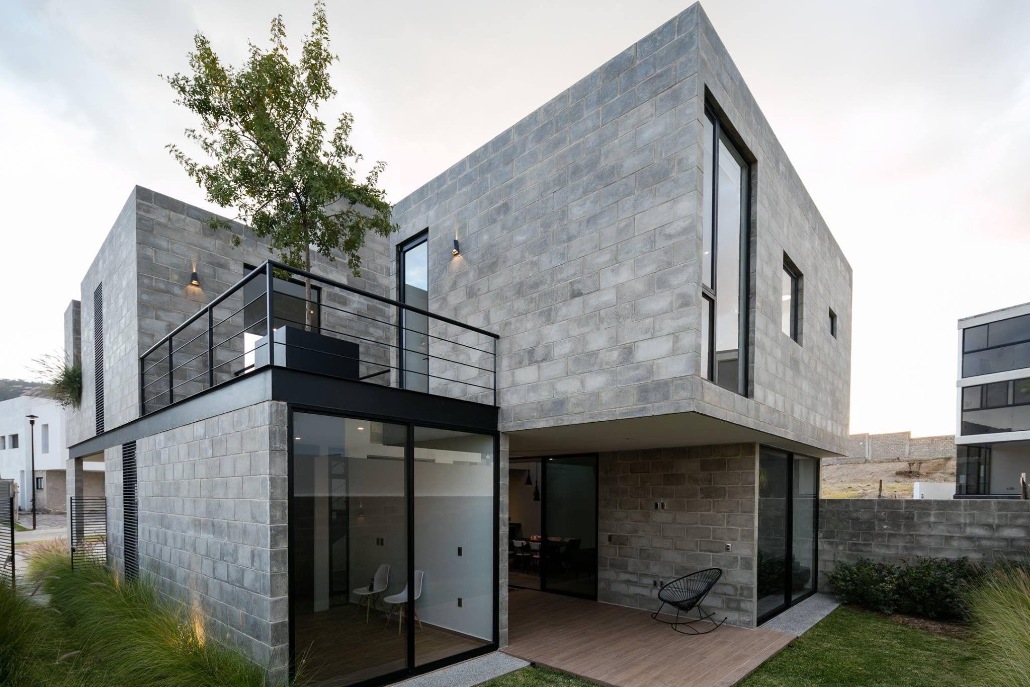 pin von agust n p rez auf arquitectura pinterest moderne h user und h uschen. Black Bedroom Furniture Sets. Home Design Ideas